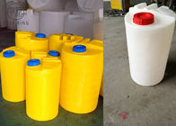 Roto Molded Pe Hdpe Chemical Tank With Controllable Dosing Pumps And Agitatiors Mc100